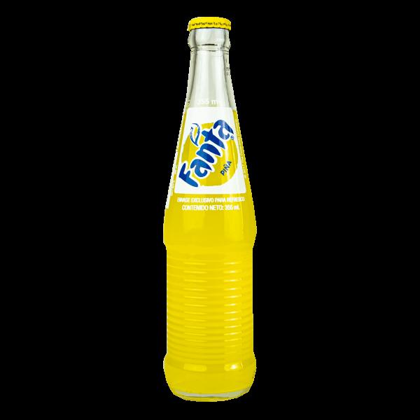 Fanta Pineapple Flasche 340ml