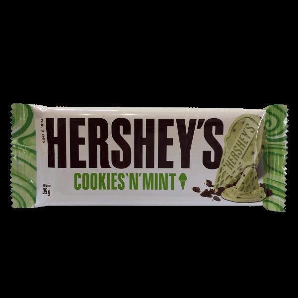 Hershey´s Cookies ´n Mint 39g