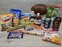 US Candy Superbowl Box
