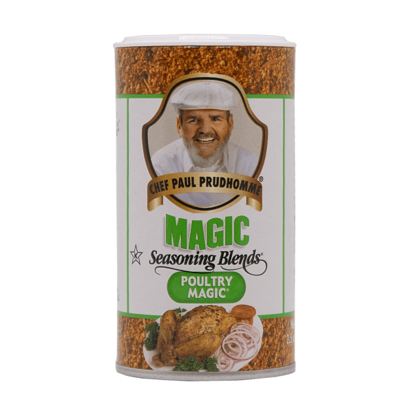 Chef Paul Prudhomme`s Poultry Magic 71g