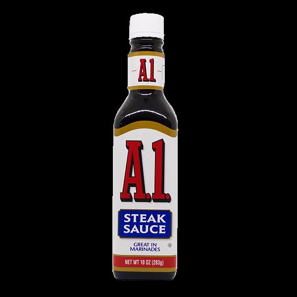 A1 Steak Sauce Flasche 283g