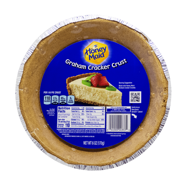 Honey Maid Graham Cracker Crust 170g