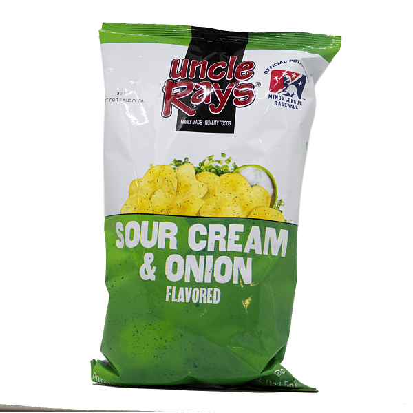 Uncle Ray´s Sour Cream & Onion 127,5g