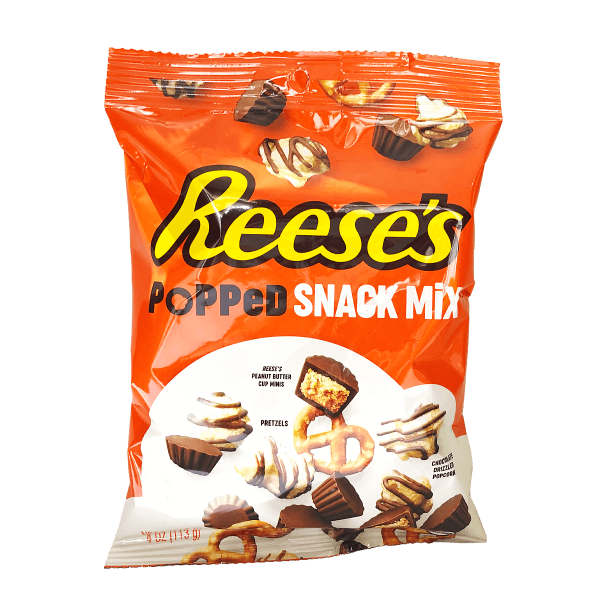 Reese´s Popped Snack Mix 113g