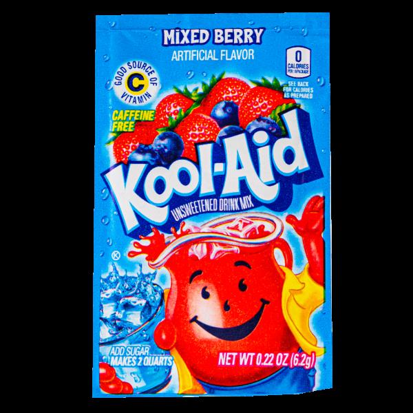 Kool-Aid Mixed Berry 6,2g