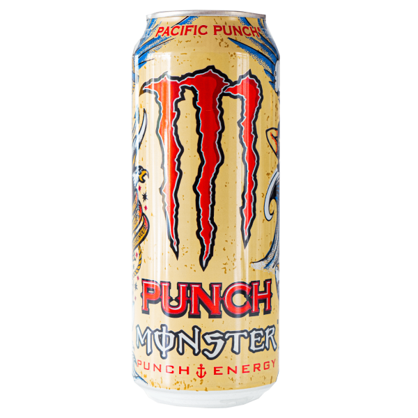 Monster Pacific Punch 443ml