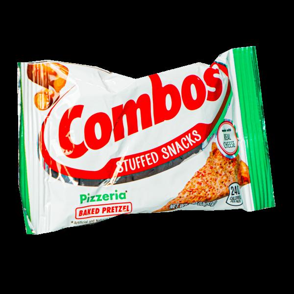 Combos Pizzeria Baked Pretzel 51g