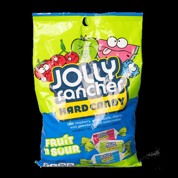 Jolly Rancher Hard Candy Fruit ´n Sour 184g
