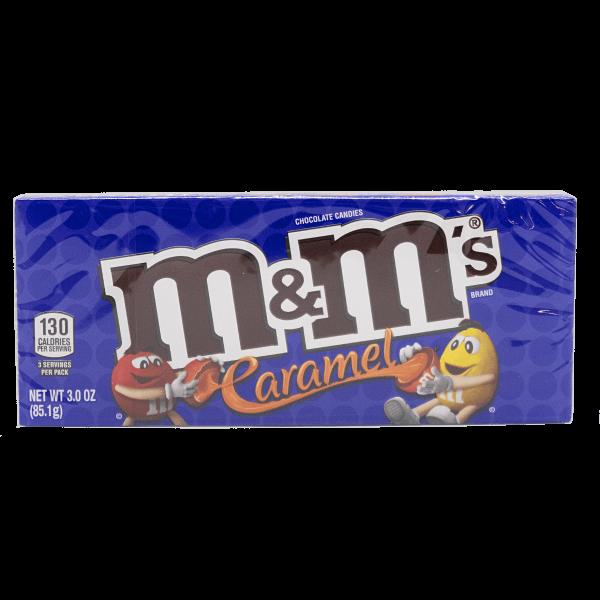 M&M`s Caramel 85,1 g