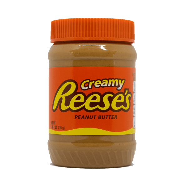 Reese's Creamy Peanut Butter 510 g