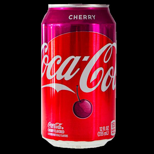 Coca Cola Cherry 355ml