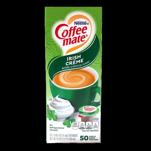 Coffee Mate Liquid Irish Cream 550ml