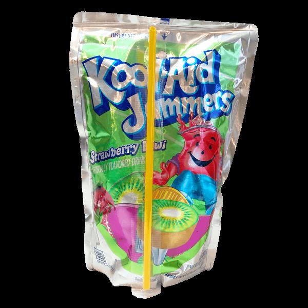 Kool Aid Jammers Strawberry Kiwi 177ml