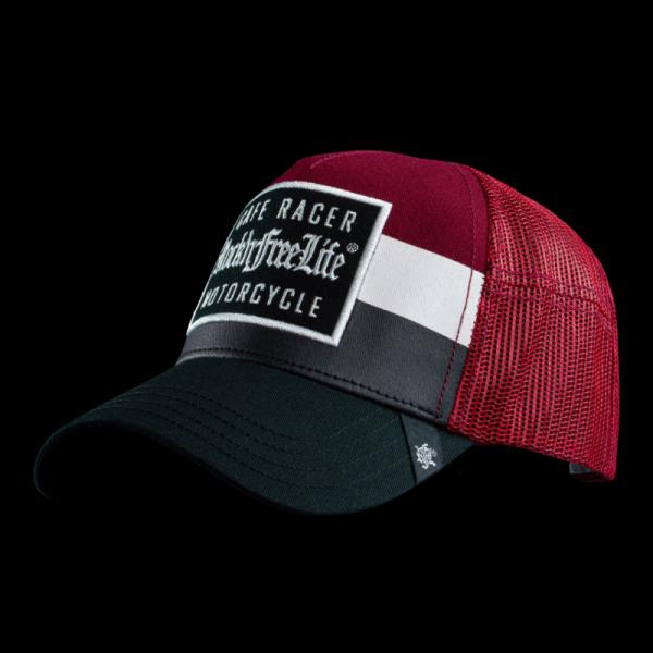 Rock'n Free Life Café Racer Cap