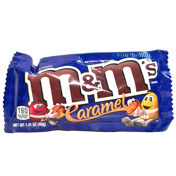 M&M´s Caramel 40g