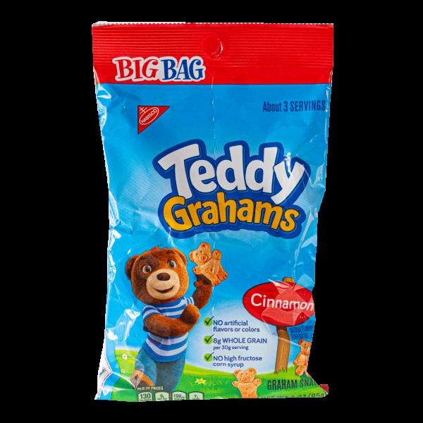 Nabisco Teddy Grahams Cinnamon 85g