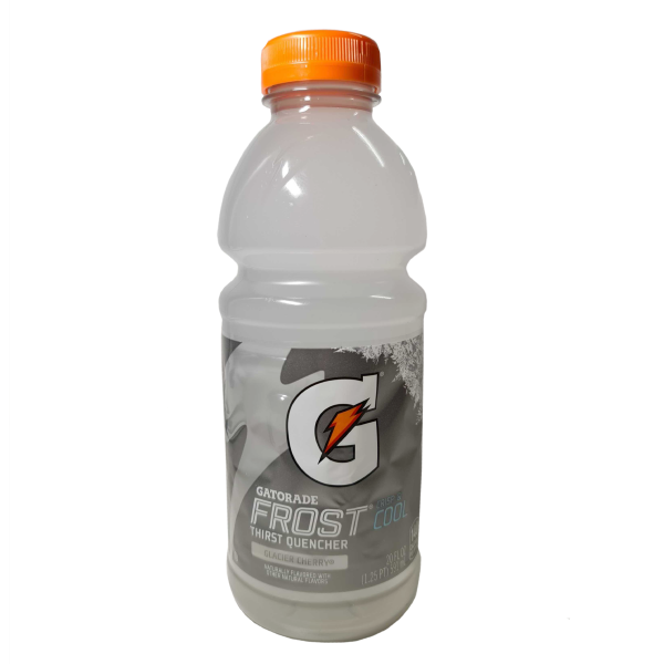 Gatorade Glacier Cherry 591ml