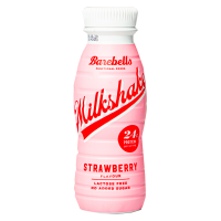 Barebells Protein Milkshake Strawberry 330ml