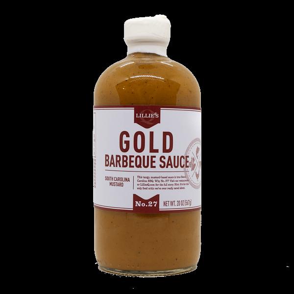 Lillie´s Gold BBQ 567g
