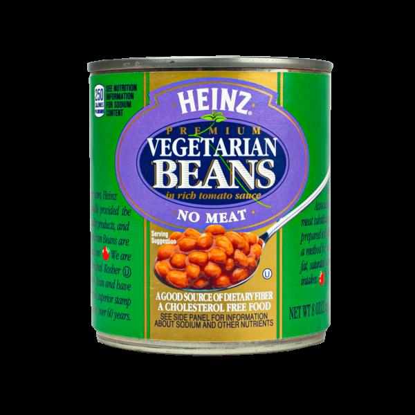 Heinz Vegetarian Beans 226g