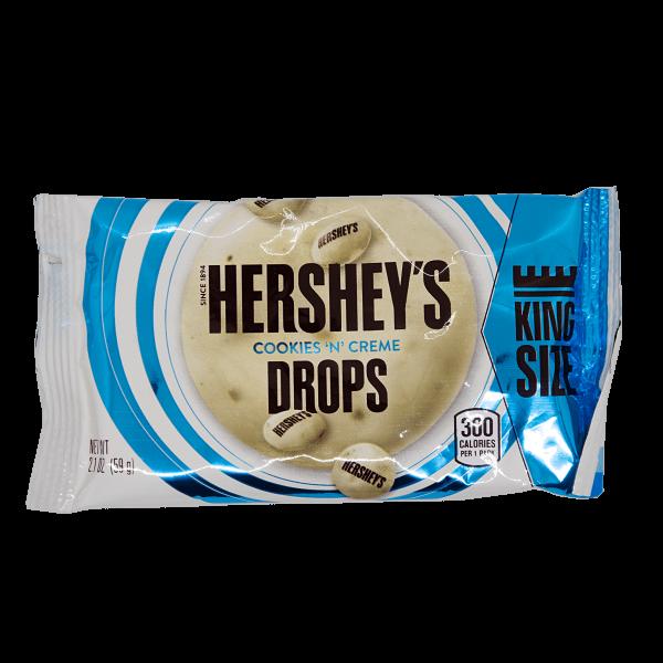 Hershey`s Cookies `n`Creme Drops 59g