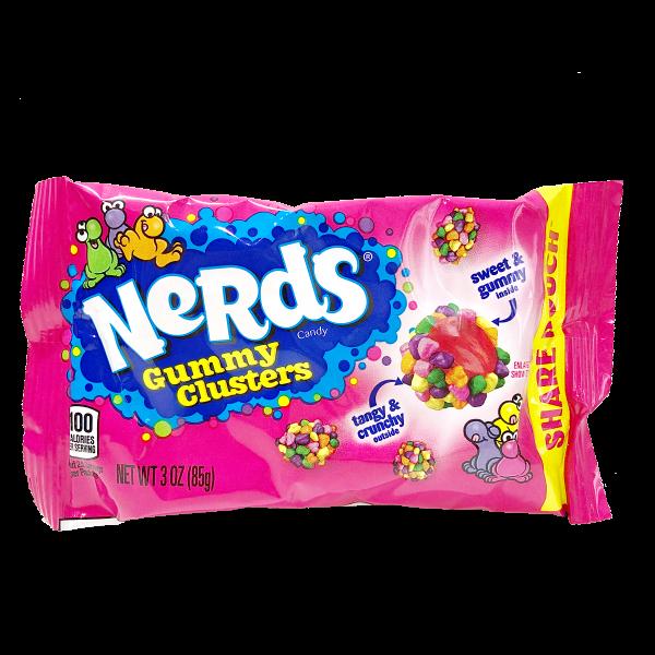 Nerds Gummy ClustersShare Pouch 85g