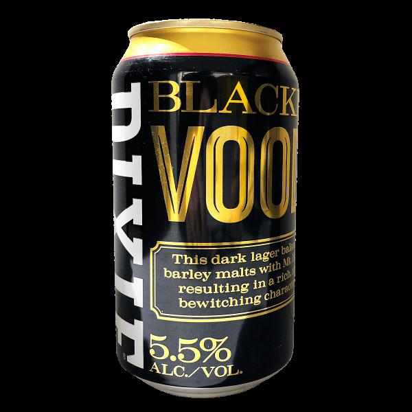 Dixie Beer Blackened Voodoo 5,5% Alc./Vol 355ml