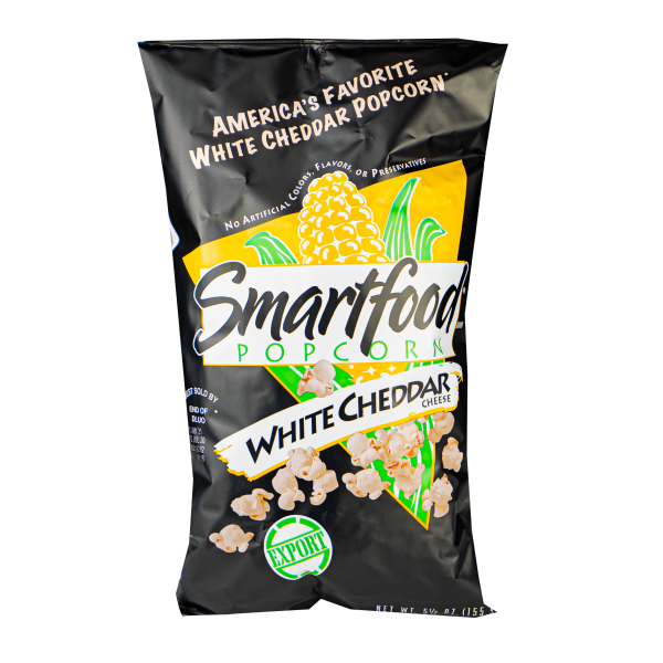 Smartfood Popcorn White Cheddar 156g