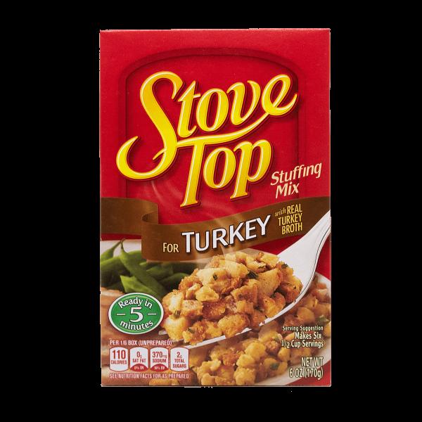 Stove Top Stuffing Mix Turkey 170g