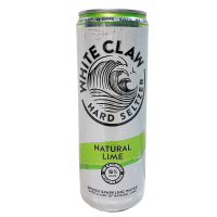 White Claw Natural Lime 5% Alc. 354ml