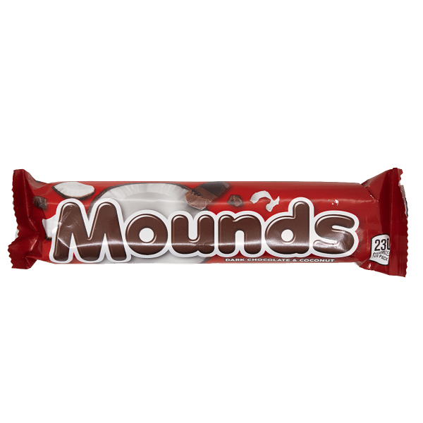Hershey´s Mounds Dark Chocolate & Coconut Riegel 49g