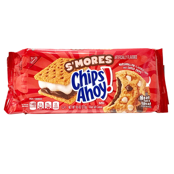 Chips Ahoy! S`mores 272g