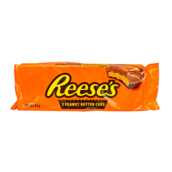 Reese´s Peanut Butter Cups 3er Pack 51g
