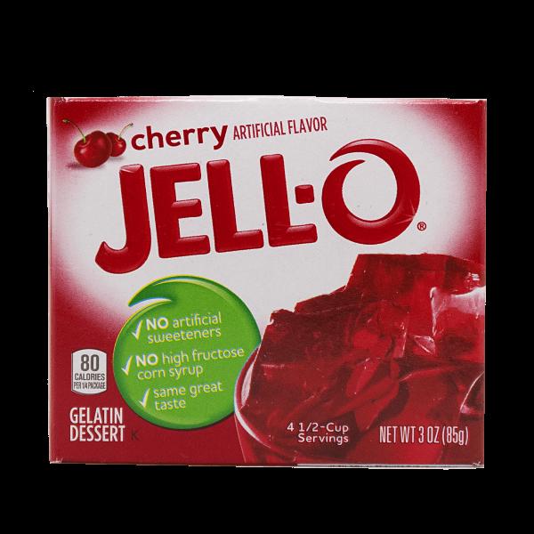 Jell-O Cherry 85g