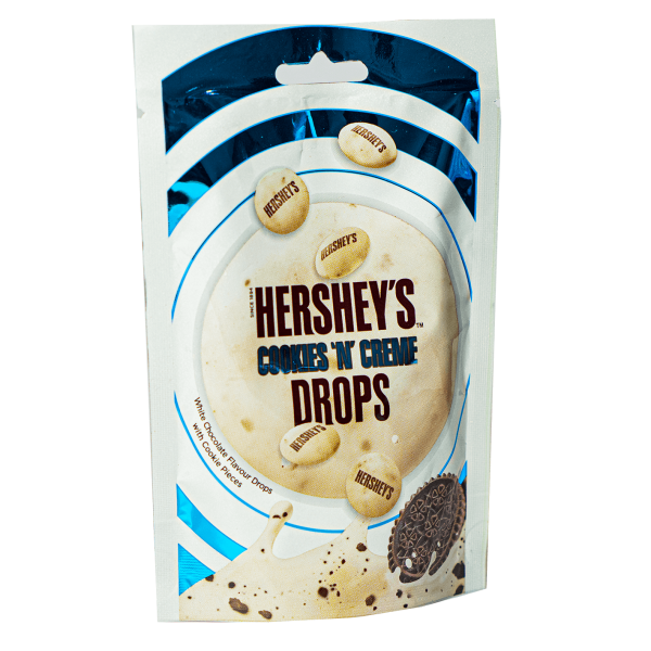 Hershey`s Cookies `n`Creme Drops 80g