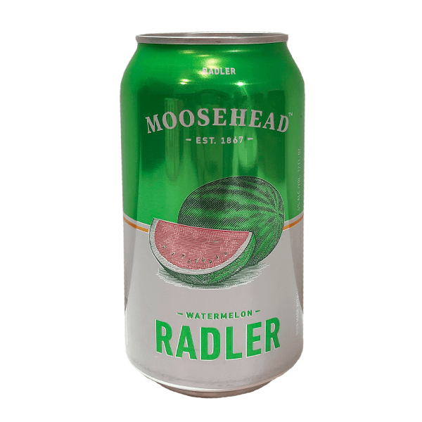 Moosehead Radler Watermelon 355ml