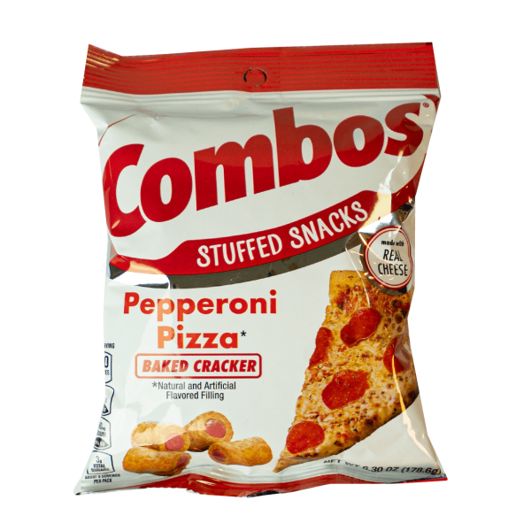Combos Pepperoni Pizza 179g