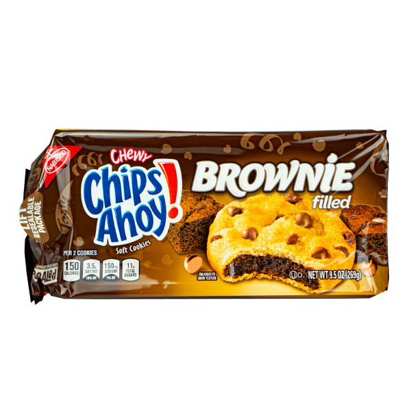 Chips Ahoy! Brownie filled 269g