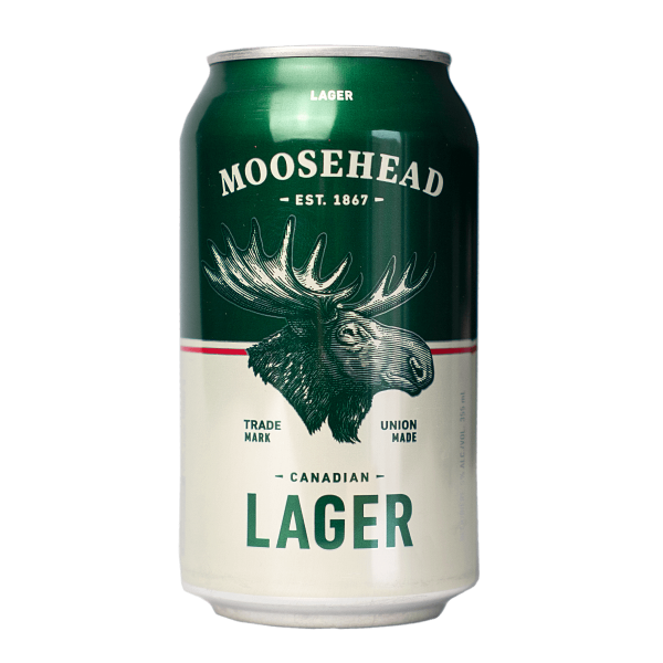 Moosehead Canadian Lager 355ml