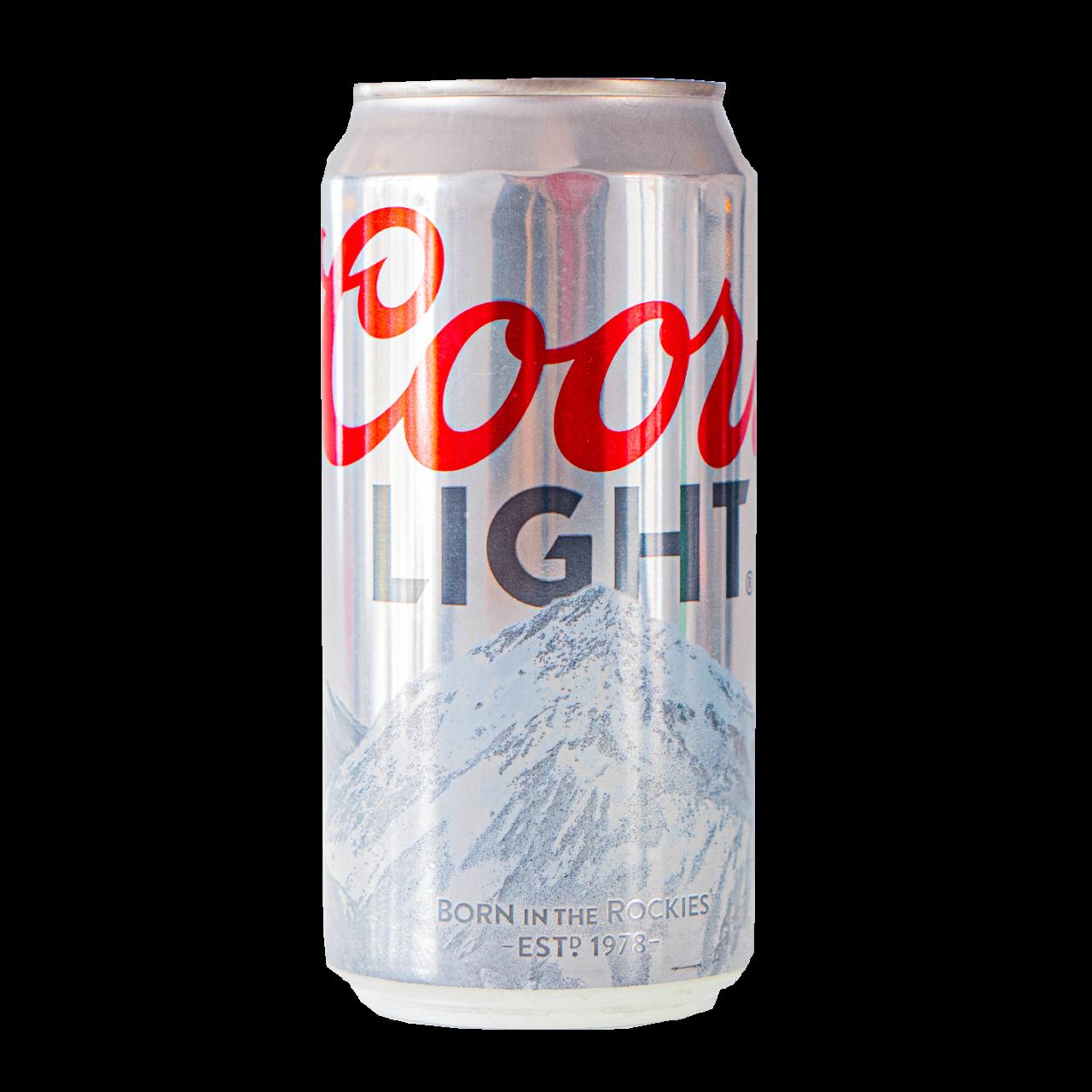 Coors Light Beer 355 ml