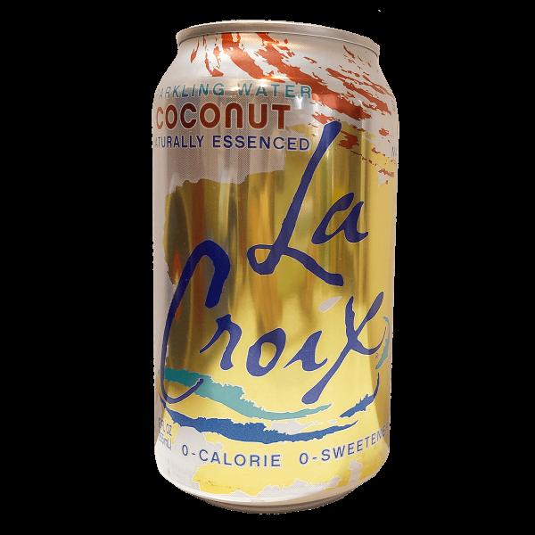 La Croix Sparkling Water Coconut 355ml