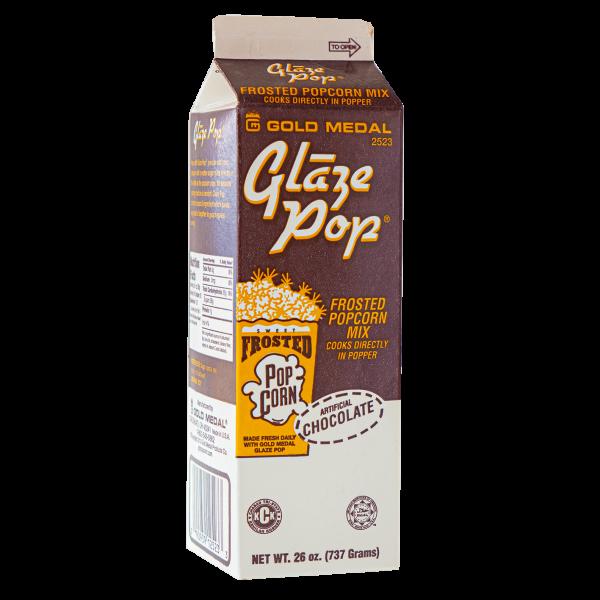Glaze Pop Chocolate 794g