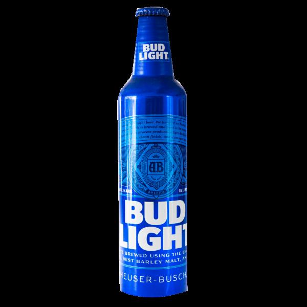 Bud Light Aluminium Bottle 473ml