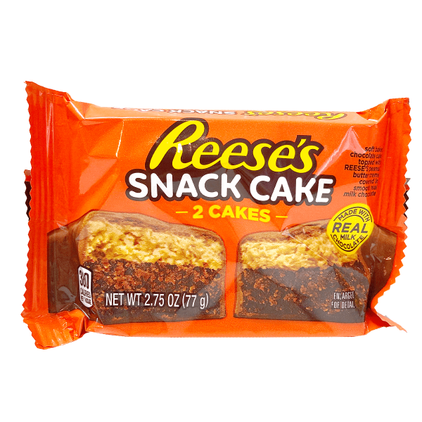 Reese´s Snack Cake - 2 Cakes 77g
