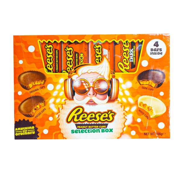 Reese´s Lovers Selection Box 4-teilig 156g