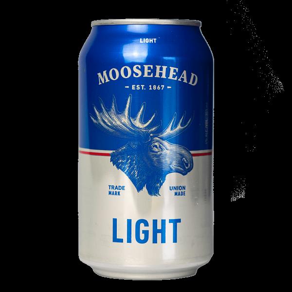 Moosehead Light 355ml