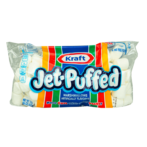 Jet-Puffed Marshmallows 453g