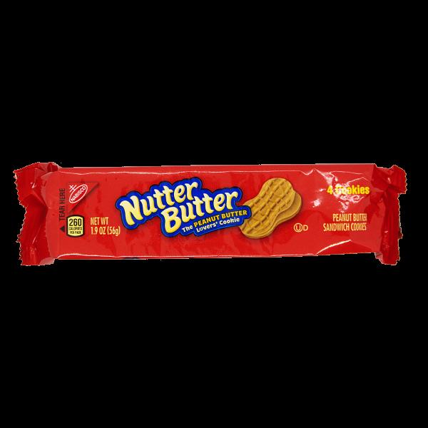Nabisco Nutter Butter 56 g