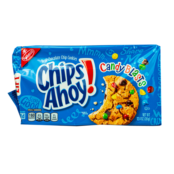 Chips Ahoy! Candy Blasts