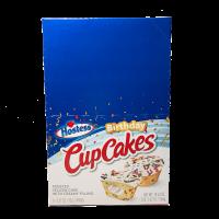 Hostess Birthday Cup Cakes Aufsteller-Box 434g